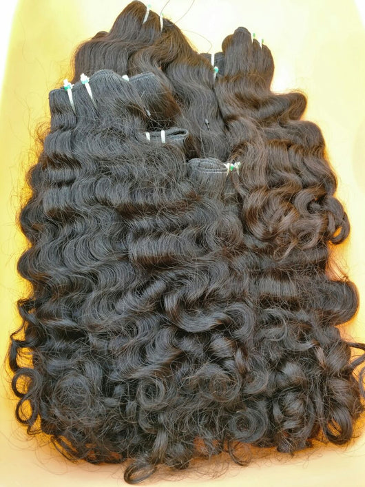 Indian Curly Wavy