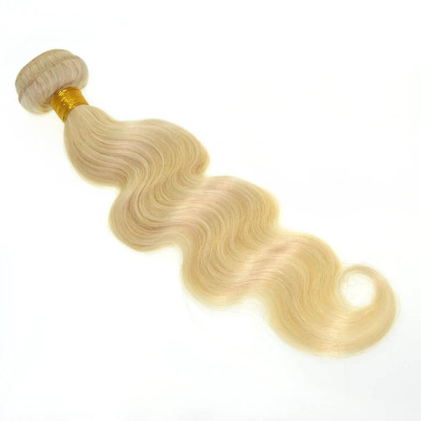 Virgin Blonde Bodywave