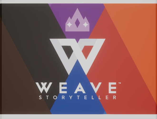 Weave: Storyteller Screen