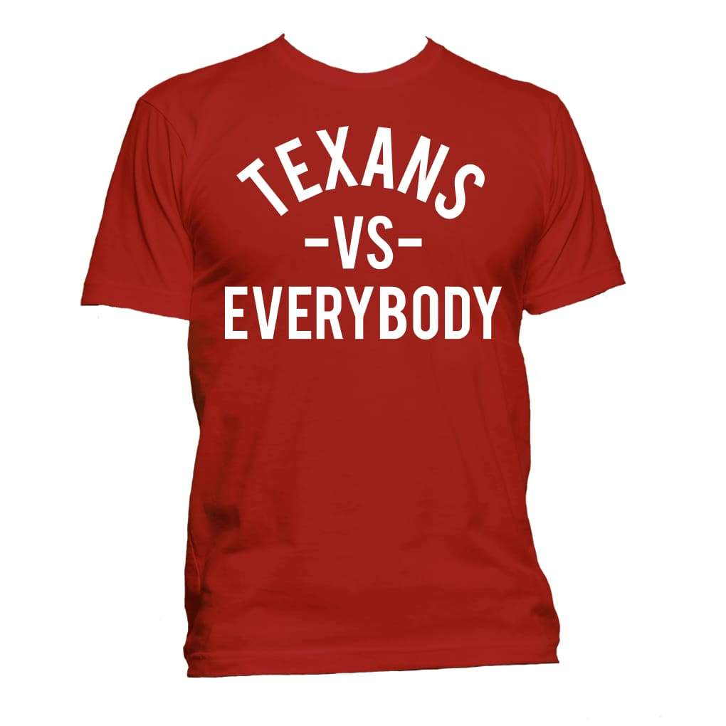 27f4af34 Youth Texans vs Everybody Tee