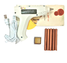 Glue Gun Sealing Wax Gift Set