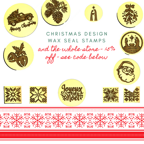 Christmas images letterseals.com