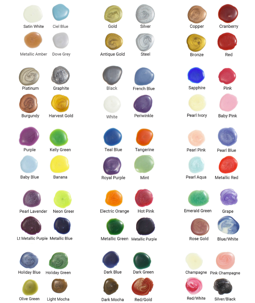 sealing wax color options letterseals.com