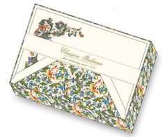bird florentine note cards rossi1931 letterseals.com