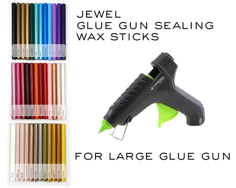 Jewel Glue Gun Sealing Wax | For Standard Glue Gun