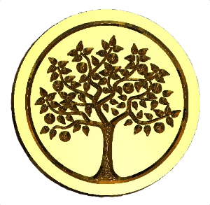 Apple Tree Wax Seal Stamp