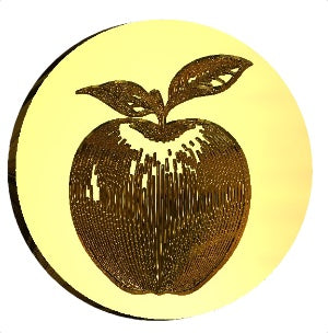 Apple Wax Seal Stamp