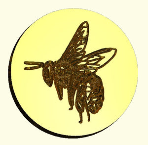 Bee #4 Wax Seal Stamp