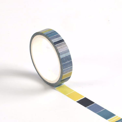 Cool Colors Washi Tape