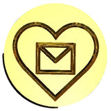 Snail Mail Wax Seal Stamps