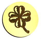 Clover | Shamrock Wax Seal Stamp