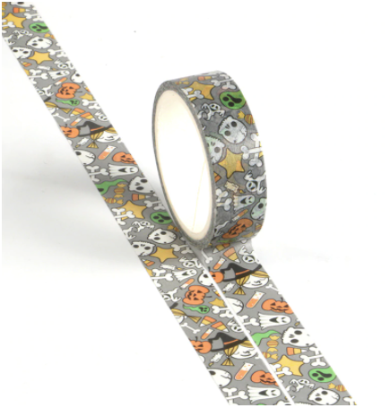 Halloween Characters Washi Tape