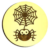 Spider Looking Wax Seal Stamp