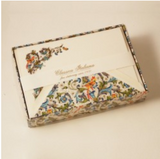 Bird Florentine Note Cards | Rossi 1931 Italian Stationery LetterSeals.com