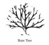 Bare Tree wax seal stamp, sealing wax stamp, letterseals.com