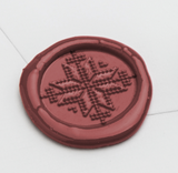 Cozy: Knitting, Sewing, Coffee & Tea Design Wax Seal Stamps - 28 Design Choices