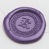 old english initial wax seal stamp styles letterseals.com