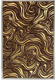 Tabacco Marbled Classica Italiana Letterpress Stationery | 8 Colors | Rossi 1931