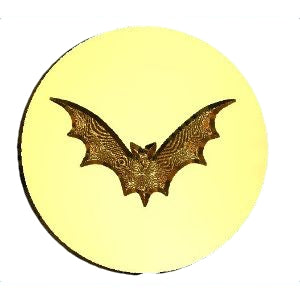 bat wax seal stamp letterseals.com