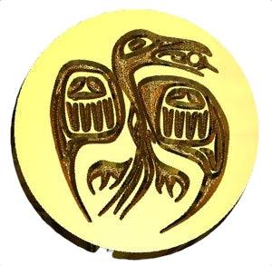 Haida Crow | Raven Wax Seal Stamp