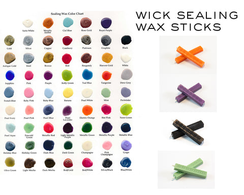 Original Sealing Wax With Wick