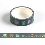 Trick and Treat Washi Tape