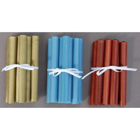 LetterSeals.com Original Sealing Wax | For Standard Glue Gun | 3.75in Sticks-LetterSeals.com