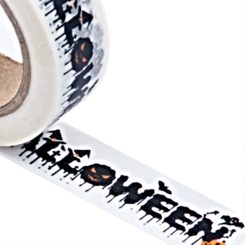Happy Halloween Washi Tape