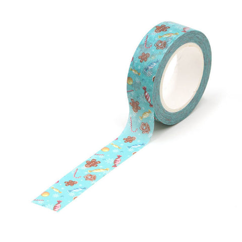 Holiday Candy Washi Tape