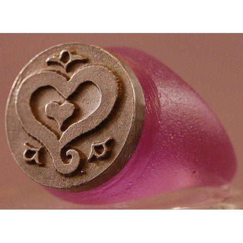 1 inch Resin Design Wax Seal Stamps-LetterSeals.com