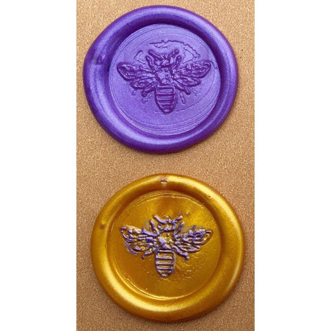bee, bug, ladybug, dragonfly | wax seal stamp, wax seal, wax stamp, sealing wax stamp | LetterSeals.com
