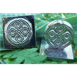 Square Design Wax Seal Stamps-LetterSeals.com