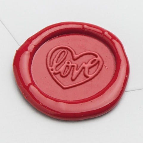 Antlers 1 wax seal stamp gift box letterseals.com