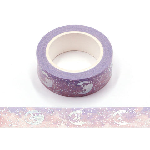 Lunar Eclipse Washi Tape