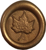 Maple Leaf #1 Wax Seal Stamp