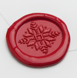 Nordic Knit Pattern #4 Wax Seal Stamp