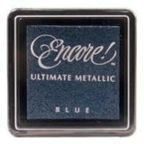 Blue Ultimate Metallic Wax Seal Highlighting Ink-LetterSeals.com
