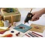 Stuart Hougton Mini Glue Gun Sealing Wax Boxed Set of 72-LetterSeals.com