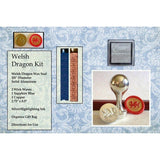 "Classic 3/4"" Wax Seal Stamp Gift Set<br> Choose Your Favorite Design or Initial - LetterSeals.com - 10"