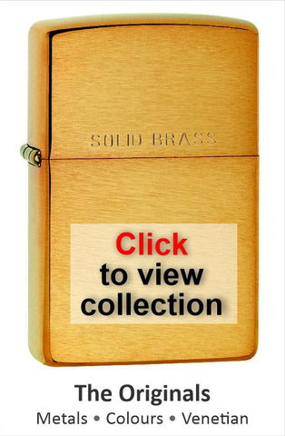 zippo lighter range of products