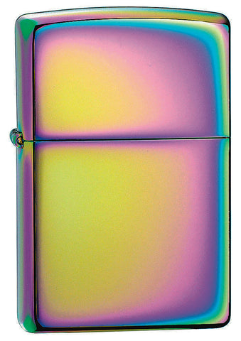 Engravable | Spectrum Zippo Lighter.
