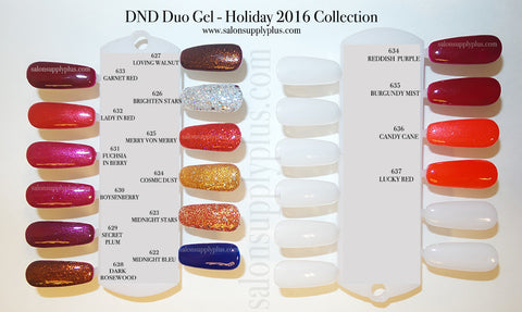 DND Holiday 2016 Collection