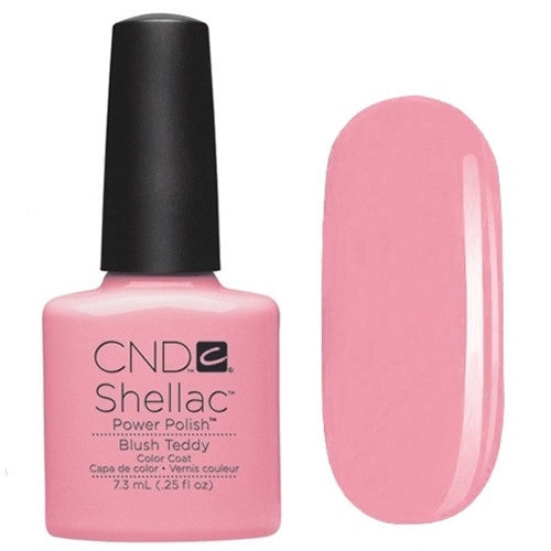 CND Shellac - Blush Teddy
