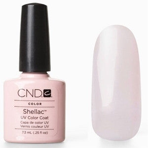 CND Shellac - Clearly Pink