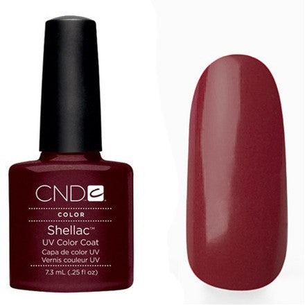 CND Shellac - Dark Lava