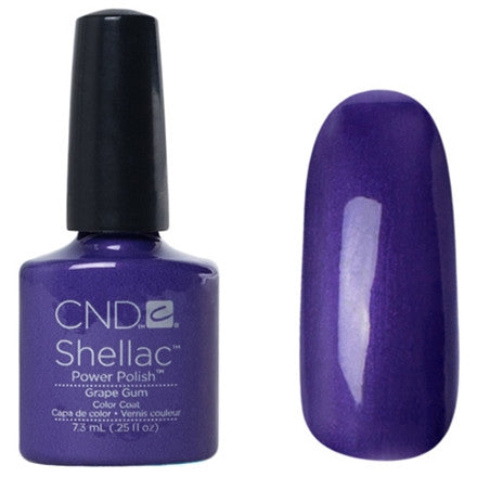 CND Shellac - Grape Gum
