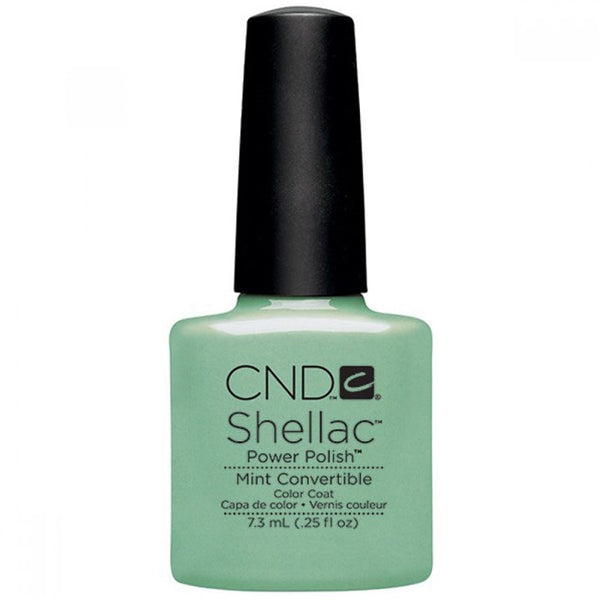 CND Shellac - Mint Convertible