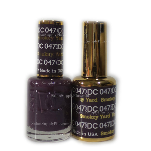 047 - DND DC GEL - SMOKEY YARD