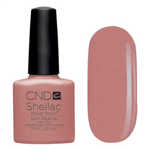 CND Shellac - Satin Pajamas