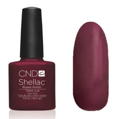 CND Shellac - Tinted Love